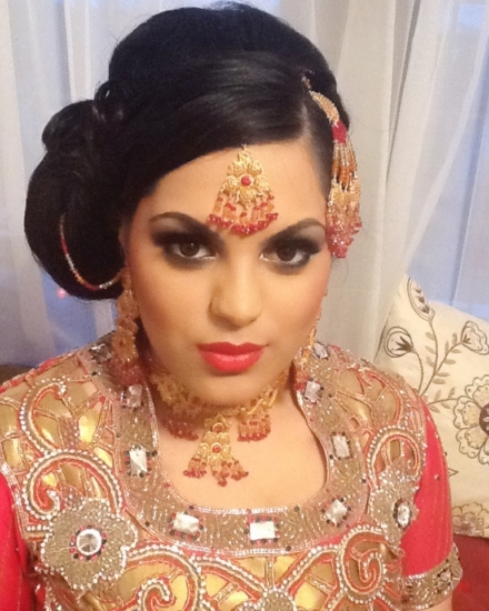 Indian Wedding Makeup – Shamzie