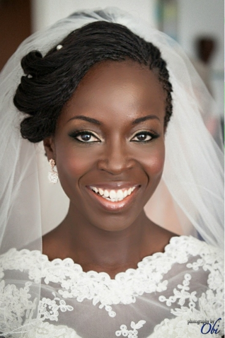 London Black Bridal Makeup Artist Joy Adenuga Makeup ...