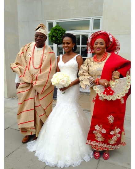Toyin's Fab Wedding