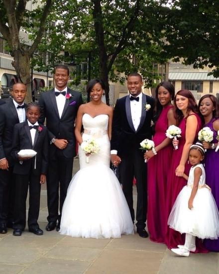 Alicia's Wedding