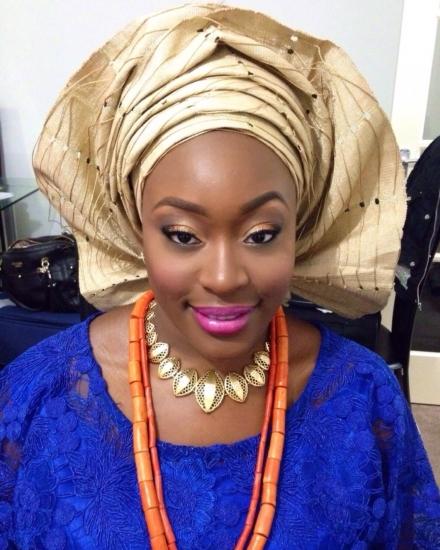 Yemi's Traditional Wedding