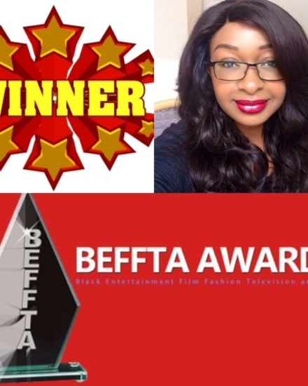 Beffta Awards UK Winner 2014 – Best Makeup Artist