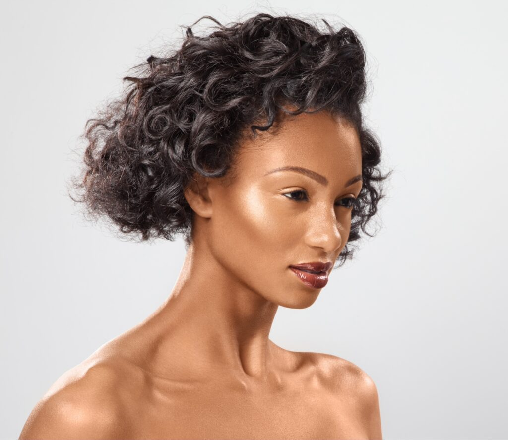 Contouring for Black Skin