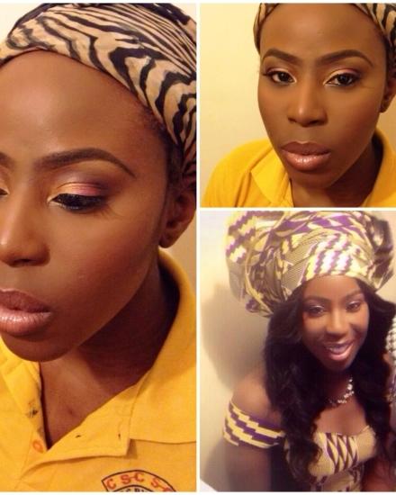 My Ghanaian Bride – Sandra
