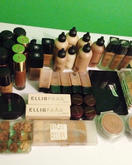 My Bridal Kit – Foundations/Concealers/Correctors