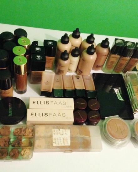 My Bridal Kit – Foundations/Concealers/Correctors