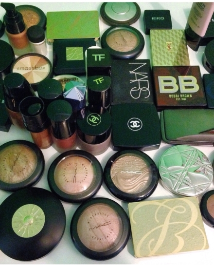 In My Bridal Kit – Highlighters