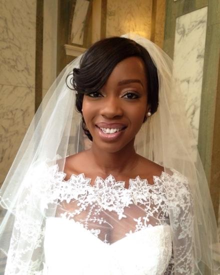 My Sierra Leonean Bride