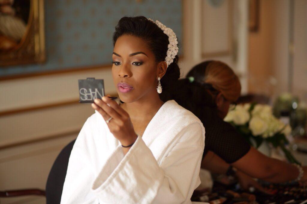 Destination Wedding Makeup Artist : Destination Wedding Lausanne, Switzerland