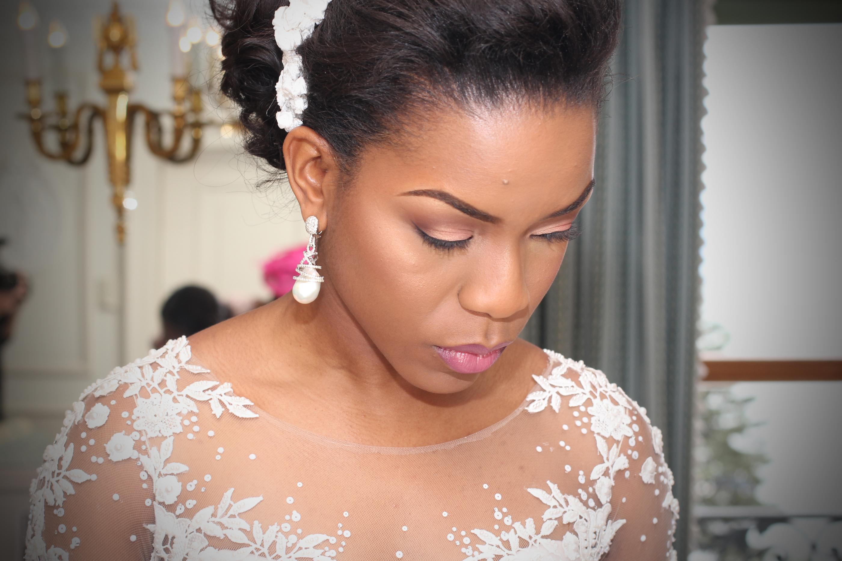 Destination Wedding Makeup Artist : Joy Adenuga Makeup Artist joy-adenuga-black-makeup ...