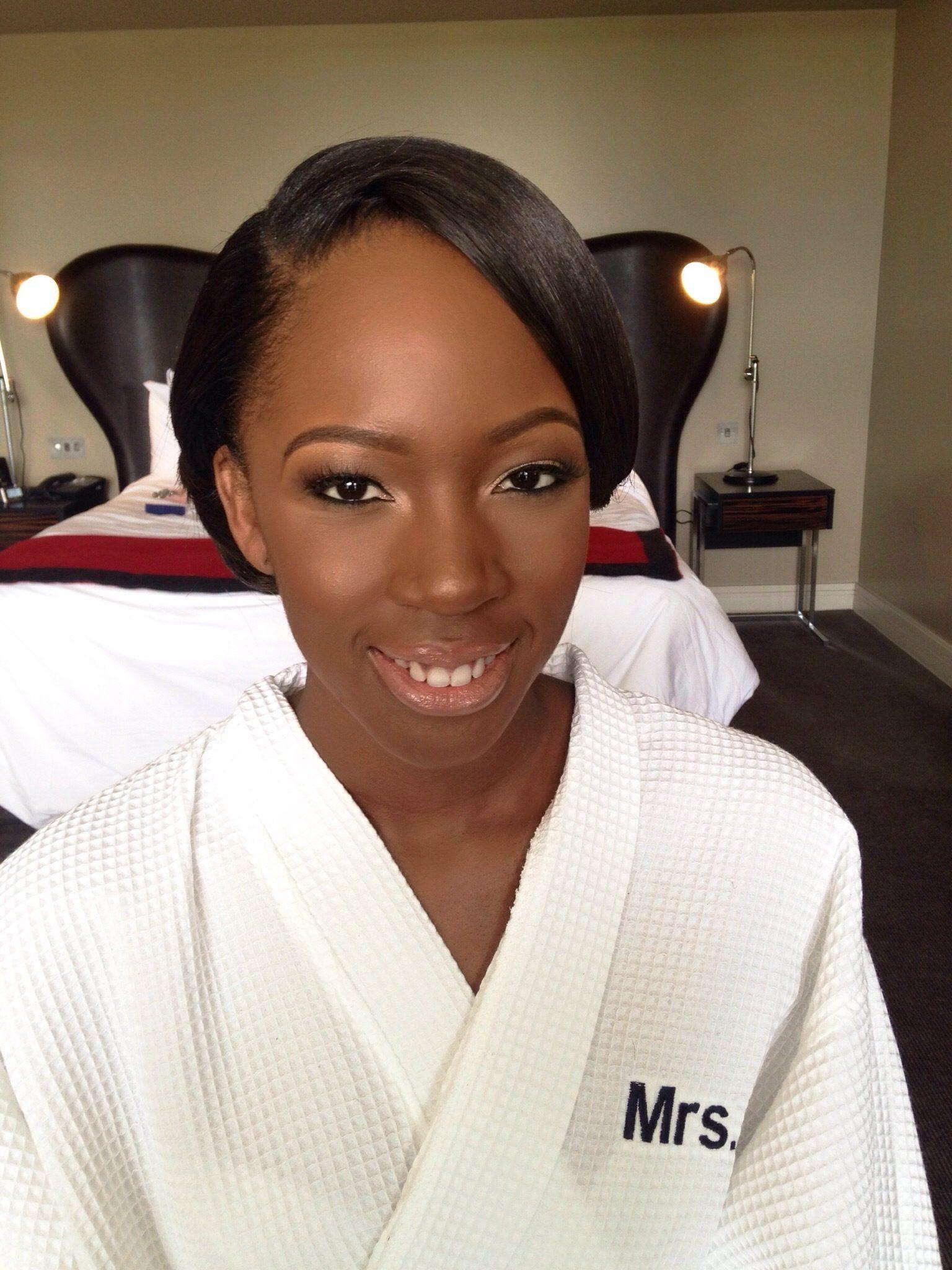 ... tobi 39 s wedding joy adenuga black makeup artist london bridal makeup artist for dark ...
