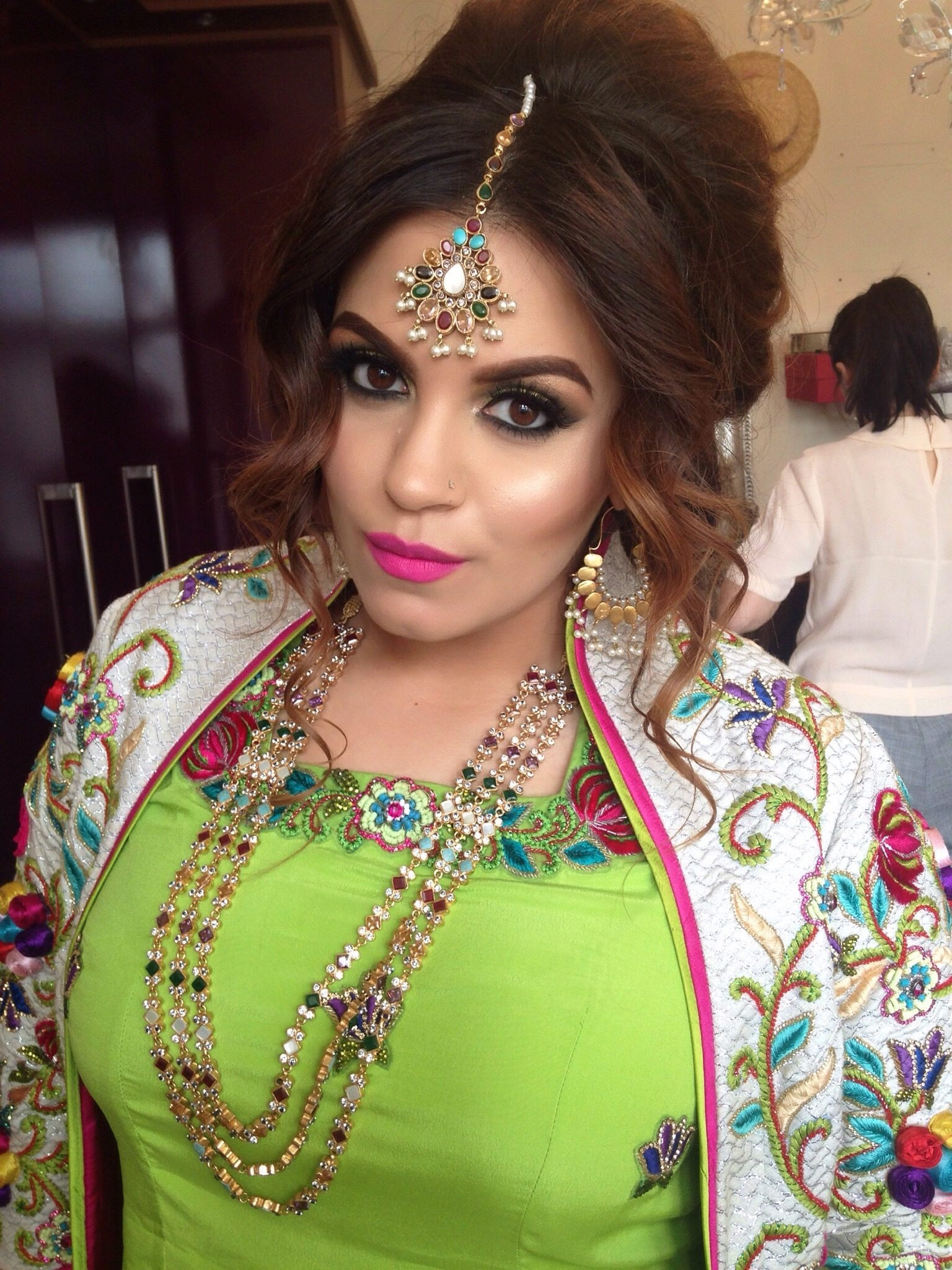 Joy Adenuga Makeup Artist 187 Indian Wedding Joy Adenuga