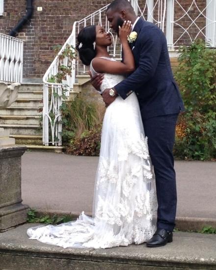 Abi's Wedding