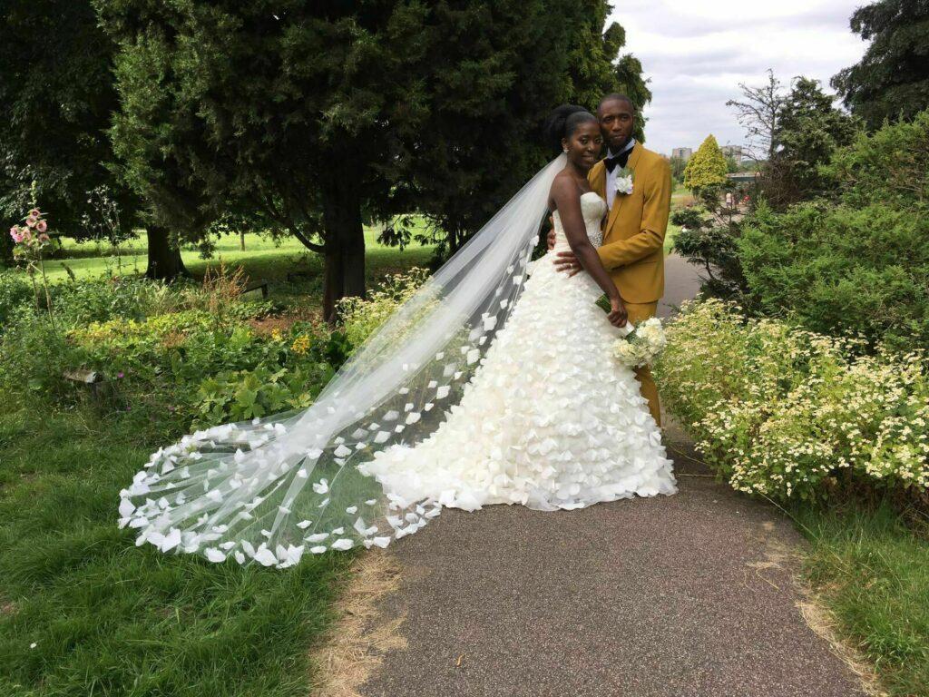 Tifanny's Wedding, joy adenuga, black bride, black bridal blog london, london black makeup artist, london makeup artist for black skin, black bridal makeup artist london, makeup artist for black skin, nigerian makeup artist london
