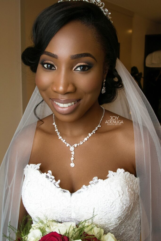 Winnie's Wedding, joy adenuga, black bride, black bridal blog london, london black makeup artist, london makeup artist for black skin, black bridal makeup artist london, makeup artist for black skin, nigerian makeup artist london, makeup artist for women of colour