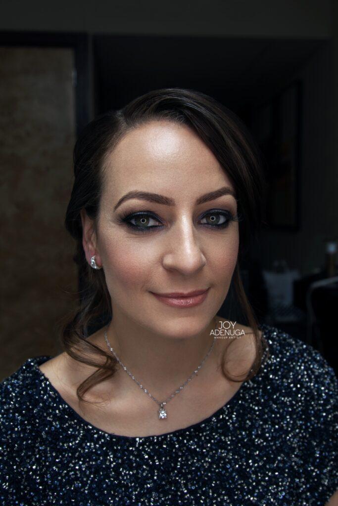 Moroccan Bride - Mona, Moroccan bride, Joy Adenuga, Moroccan Wedding, London Makeup Artist