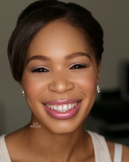 makeup artist for black skin | Joy Adenuga Makeup Artist