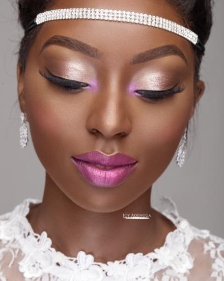 My Bridal Beauty Shoot