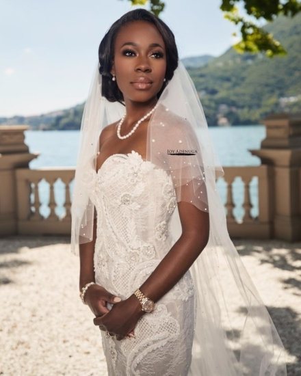 Adesuwa's Destination Wedding – Lake Como