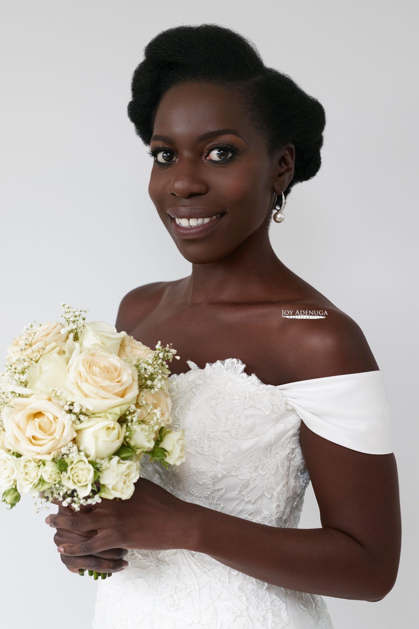 Nadine's Wedding, Melanin Bride, Joy Adenuga, black bride, black bridal blog london, london black makeup artist, london makeup artist for black skin, black bridal makeup artist london, makeup artist for black skin, nigerian makeup artist london, makeup artist for women of colour, black beauty,