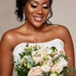 Luckesha's Wedding, Joy Adenuga, black bride, black bridal blog london, london black makeup artist, london makeup artist for black skin, black bridal makeup artist london, makeup artist for black skin, nigerian makeup artist london, makeup artist for women of colour, Melanin bride, black beauty